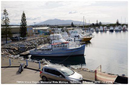 TMRA Vince Hayes Memorial Ride Moruya - Saturday, 6 August 2016 - 12.01PM