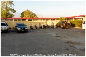 TMRA Vince Hayes Memorial Ride Moruya - Sunday, 7 August 2016 - 07.22AM