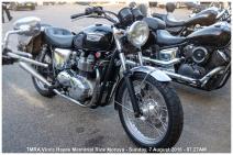 TMRA Vince Hayes Memorial Ride Moruya - Sunday, 7 August 2016 - 07.27AM